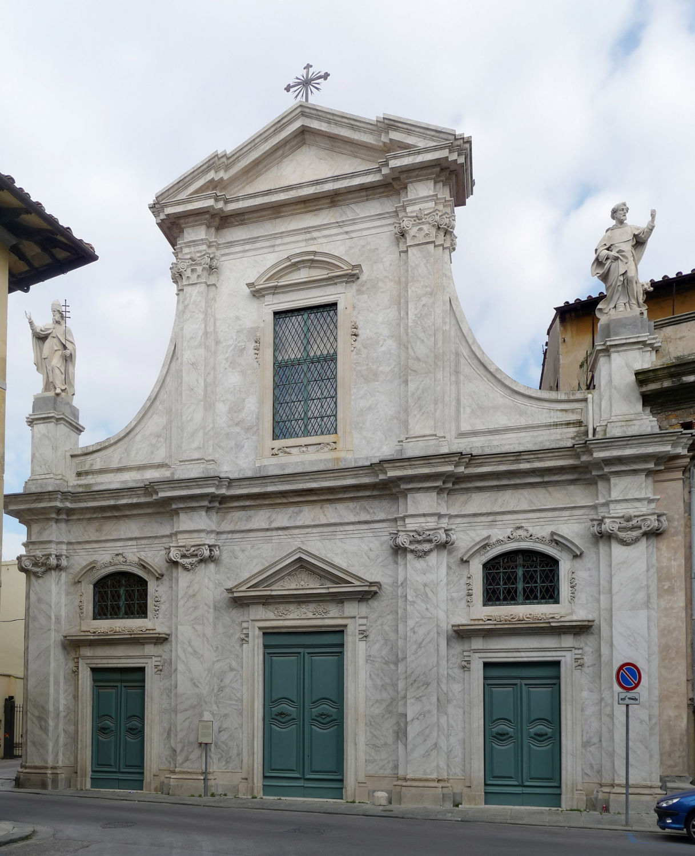 A Facciata Chiesa S.silvestro