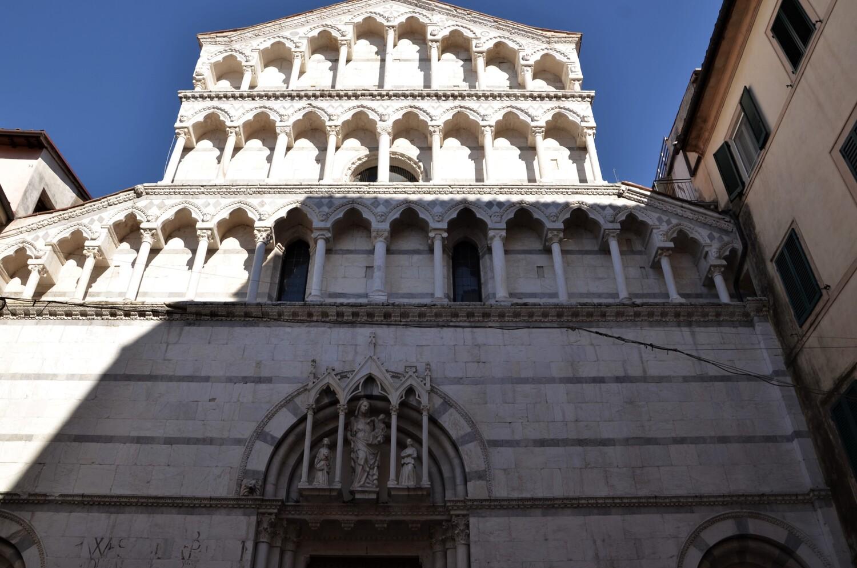 Chiesa di San Michele in Borgo (L. Corevi, Comune di Pisa)