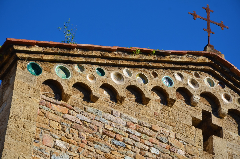 Particolari facciata Chiesa di San Sisto (L. Corevi, Comune di Pisa)