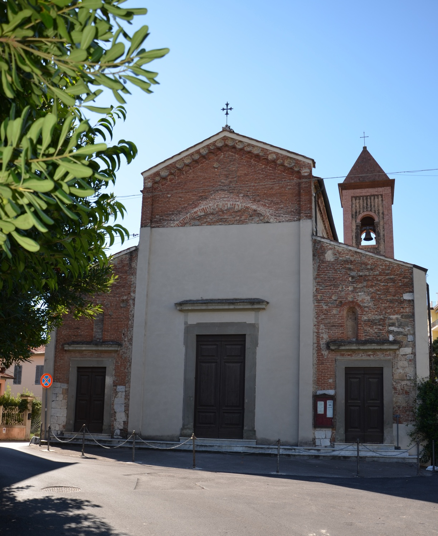 Chiesa di Santo Stefano extra moenia (L. Corevi, Comune di Pisa)