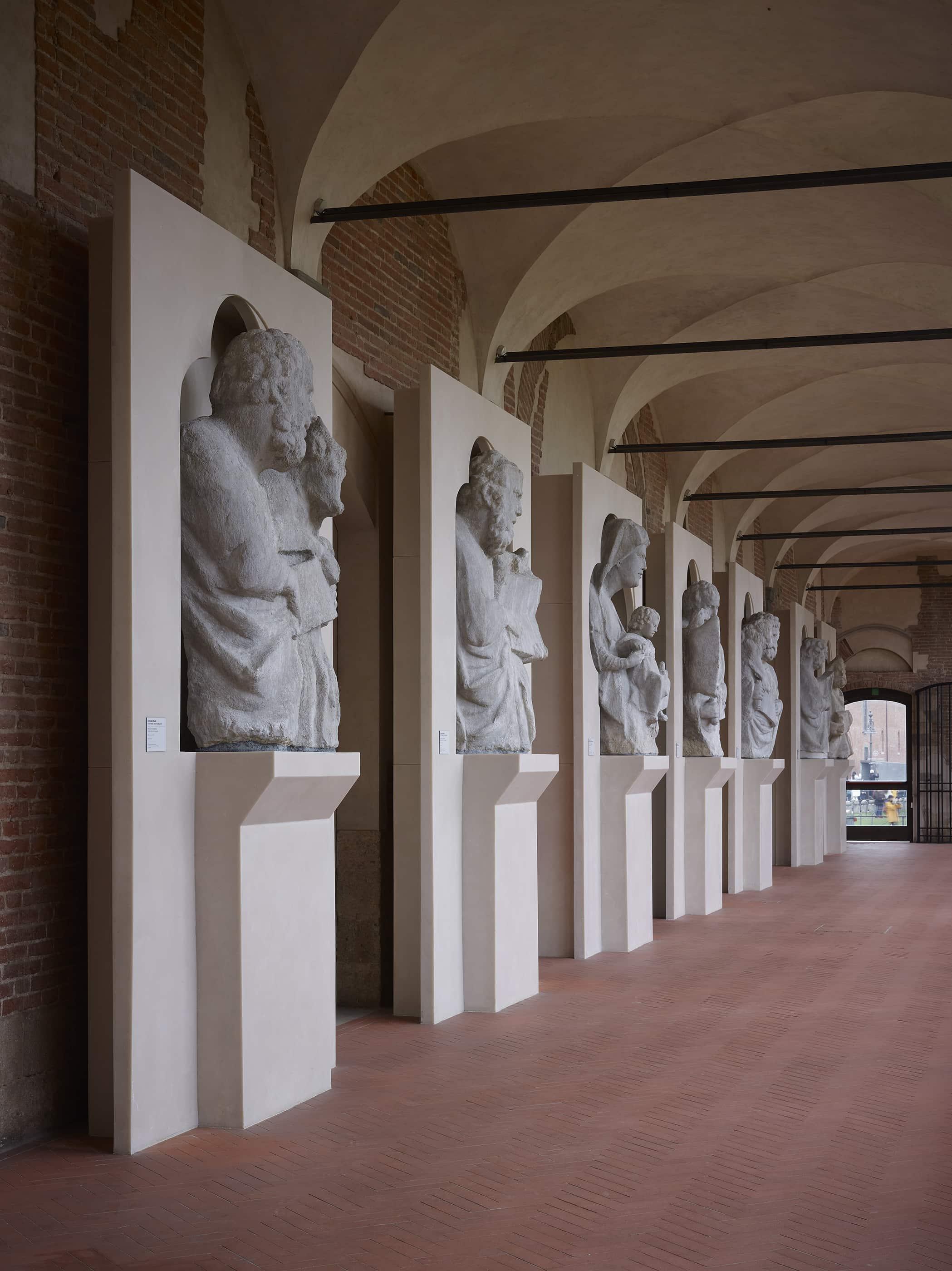 Interno - Museo dell'Opera del Duomo