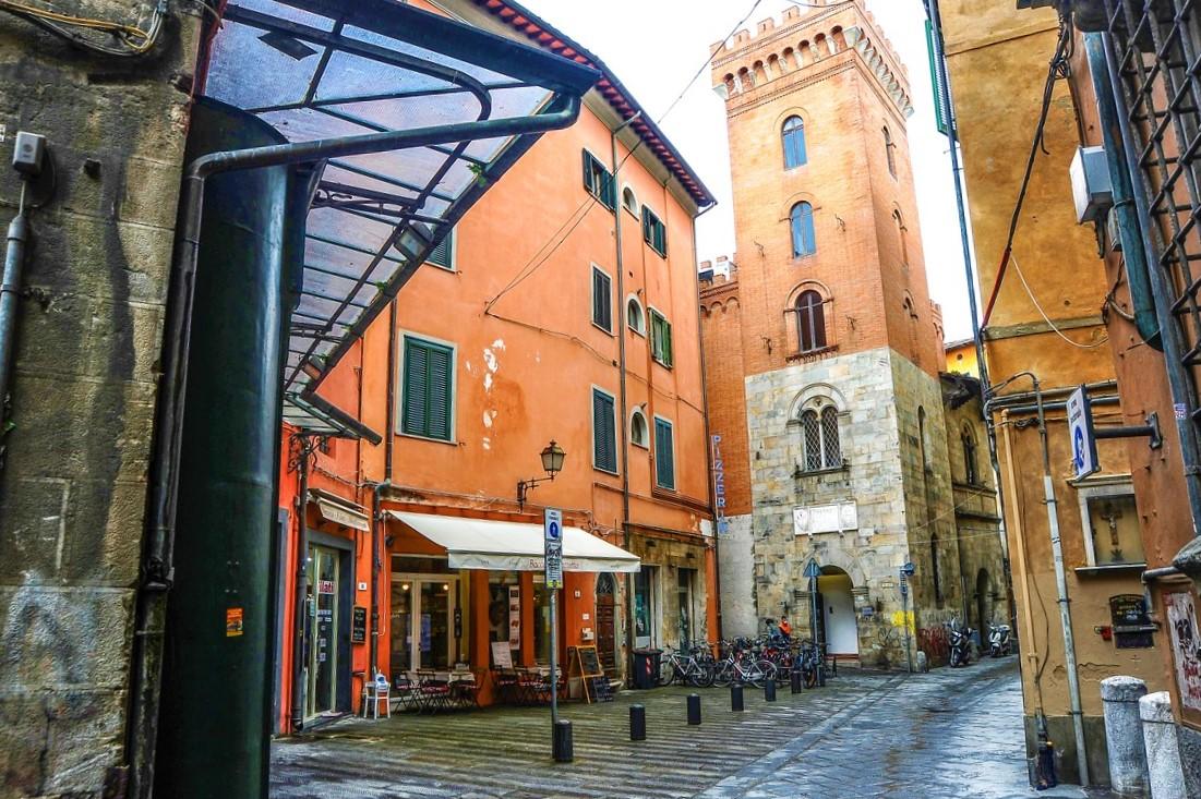 Piazza Giovan Battista Donati (M. Pileri)