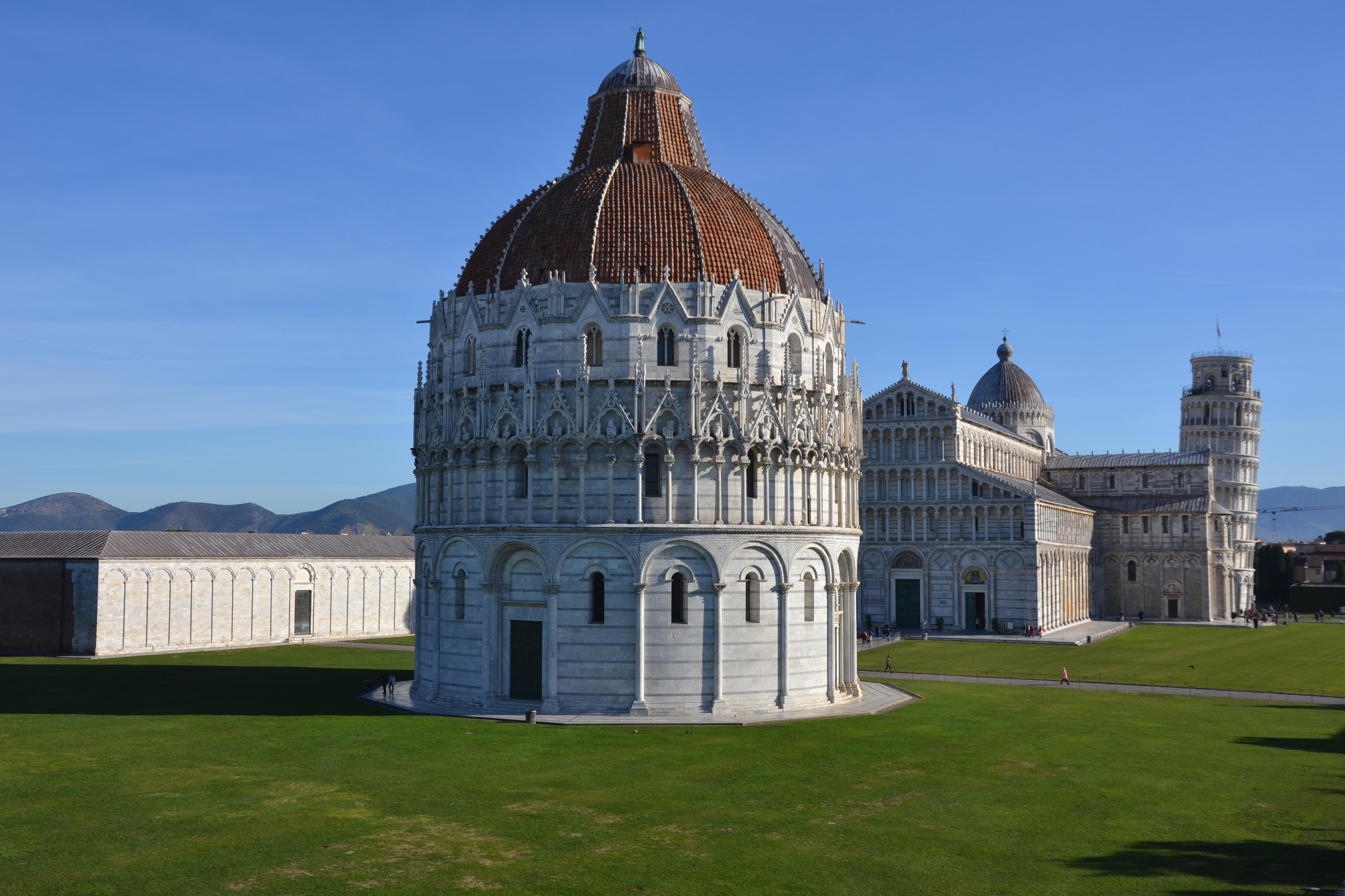 Piazza del Duomo (Mura di Pisa)