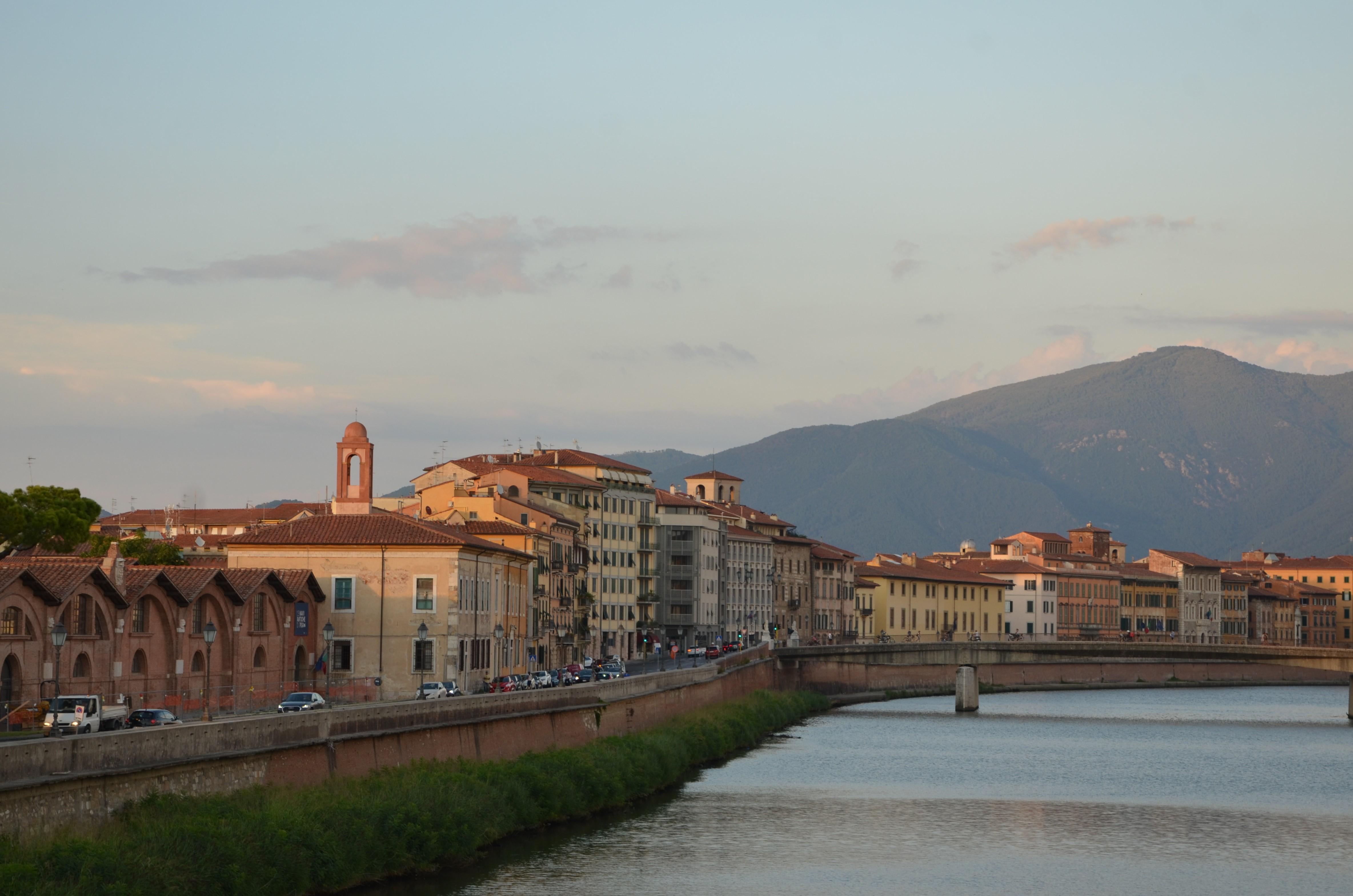 Ponte Solferino (L. Corevi, Comune di Pisa)