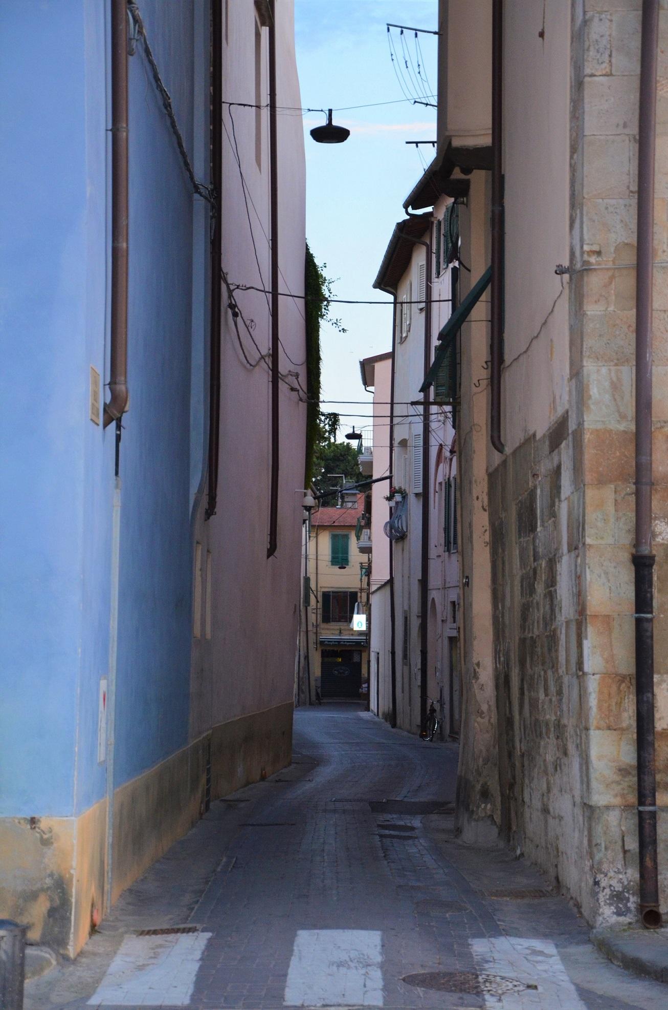 Via delle Belle Donne (L. Corevi, Comune di Pisa)