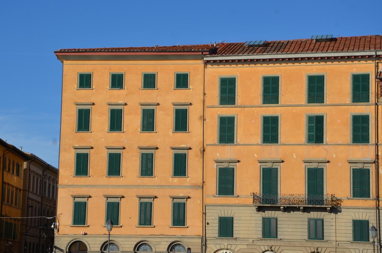 Ex Hotel Nettuno (L. Corevi, Comune di Pisa)