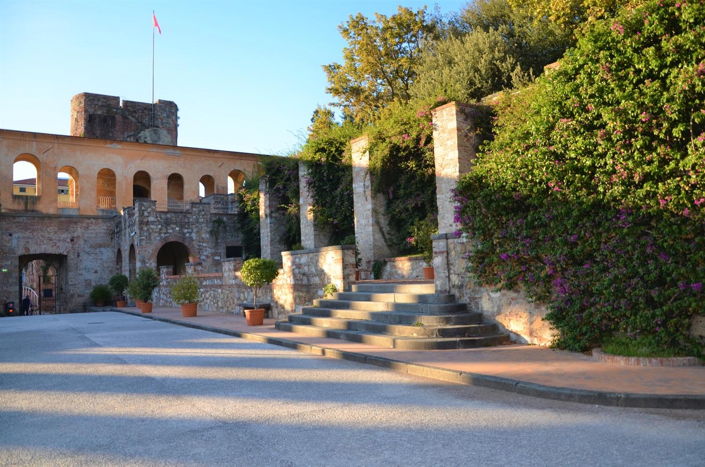 Interno Giardino Scotto (L. Corevi, Comune di Pisa)