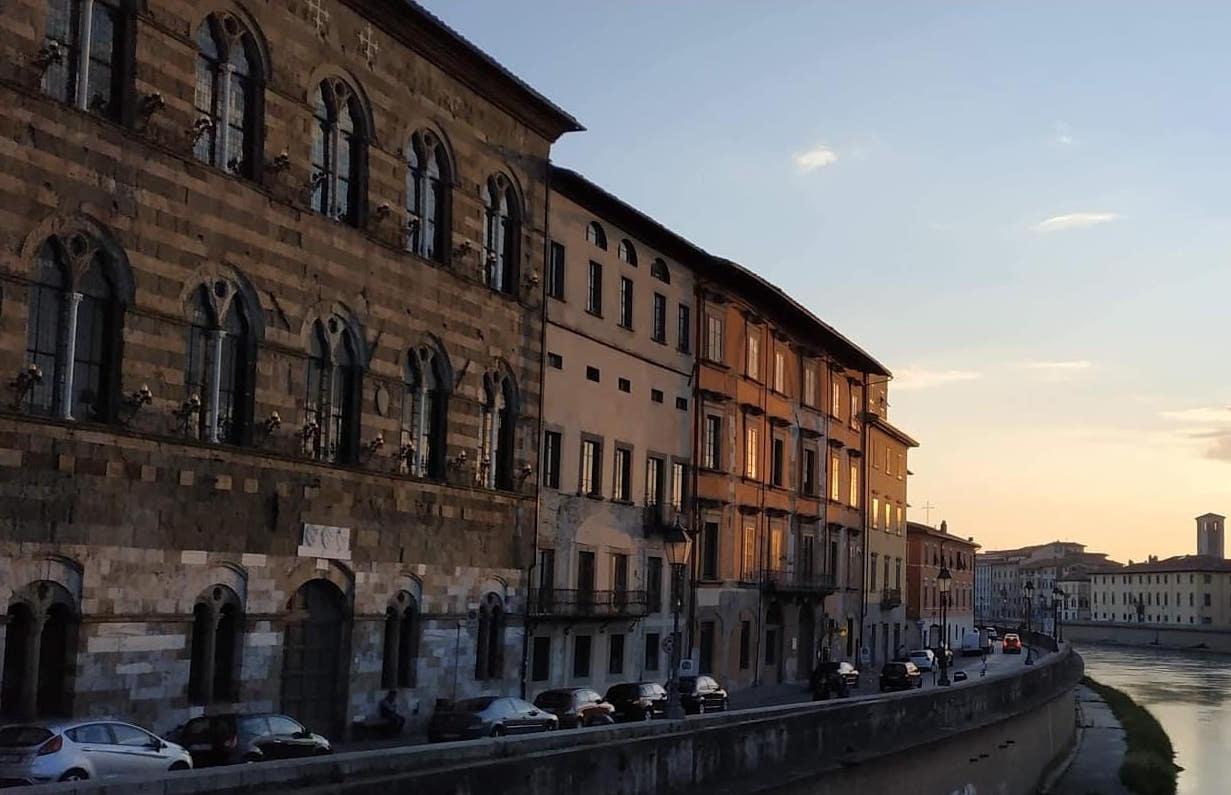 Palaxio nuovo - Palazzo Gambacorti