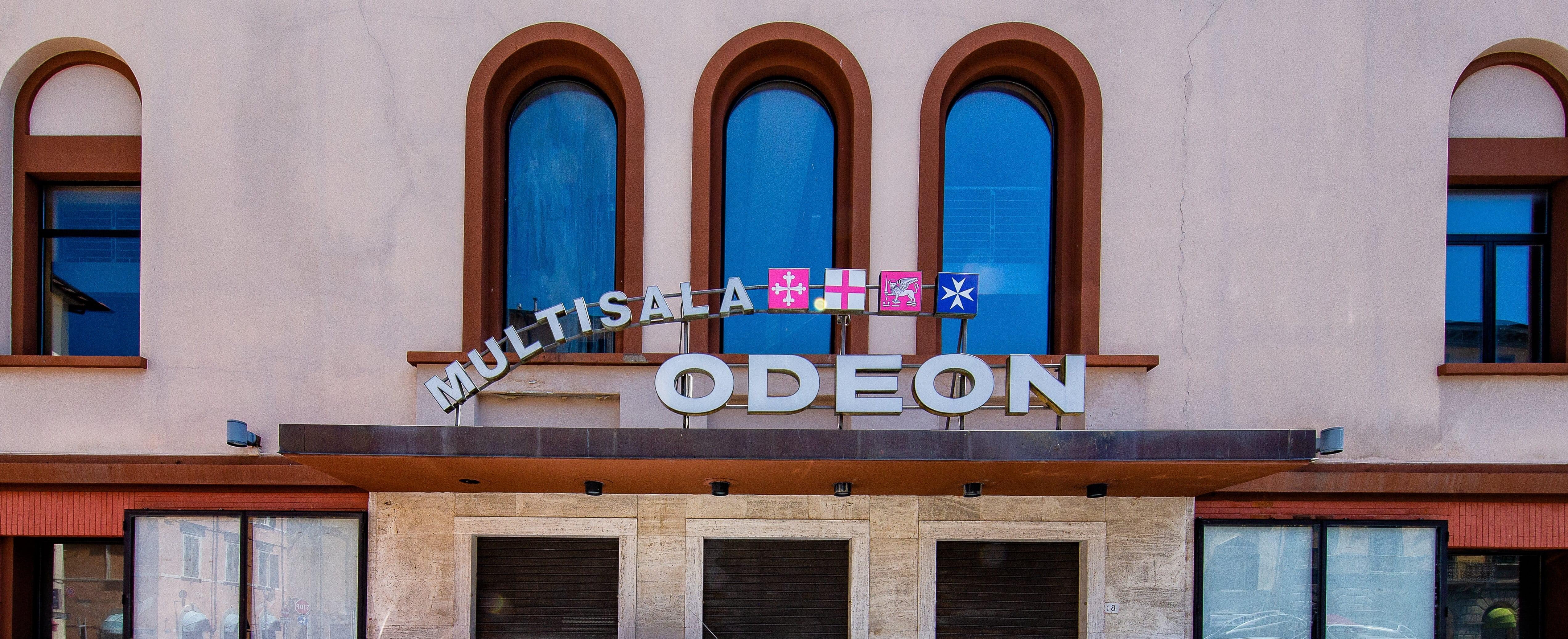 Cinema Odeon (M. Cerrai, Comune di Pisa)