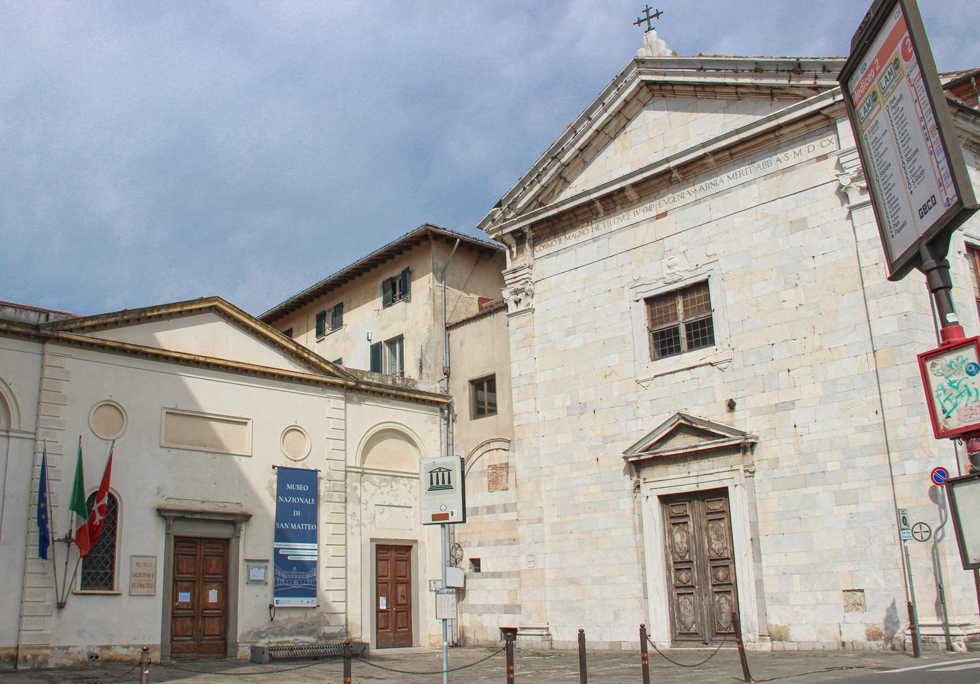 Museo Nazionale di S. Matteo (G. Bettini, Comune di Pisa)