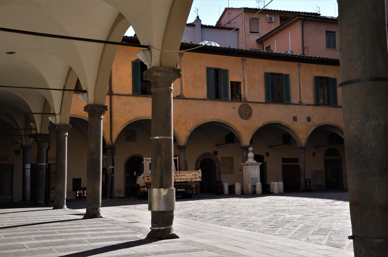 Piazza delle Vettovaglie (L. Corevi, Comune di Pisa)
