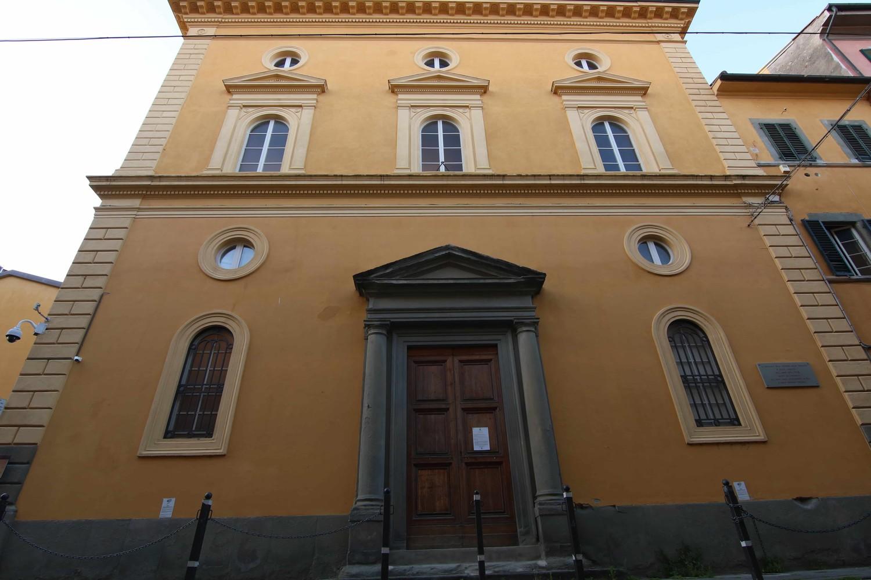 Facciata Sinagoga (A. Matteucci)
