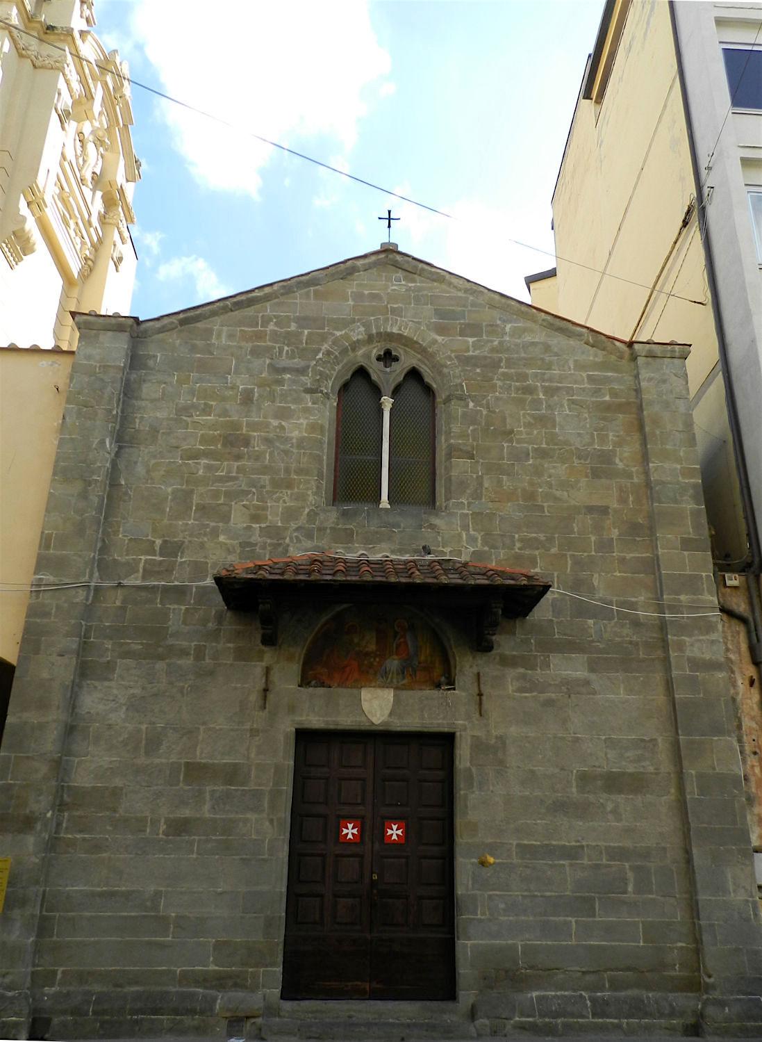 Facciata - Chiesa di S. Domenico (M. Baldassarri)