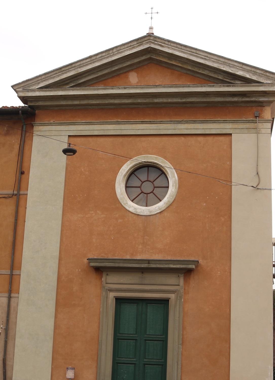 Facciata - Chiesa di San Ranierino (A. Matteucci)
