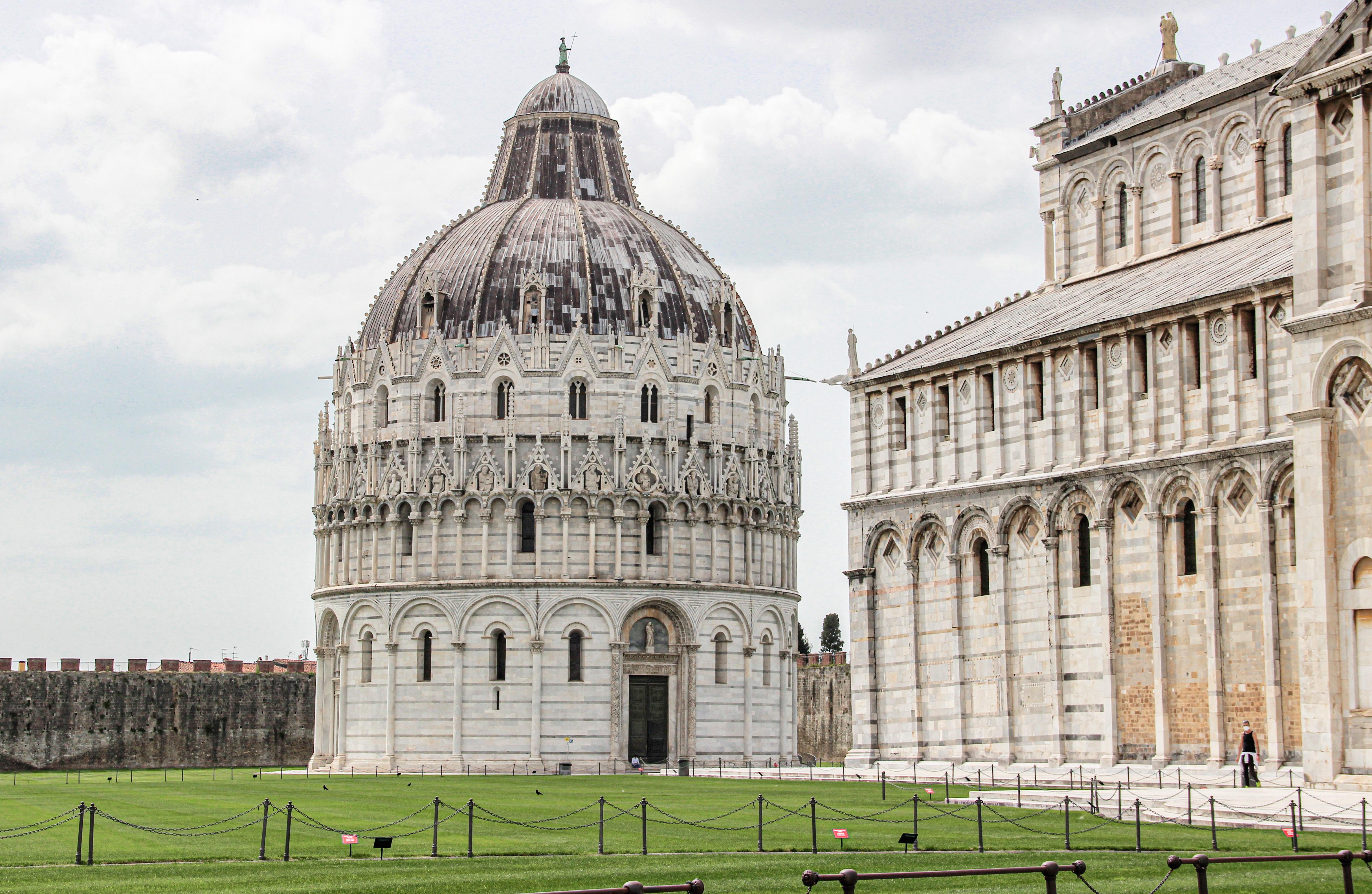 Piazza del Duomo (R. Bettini, Comune di Pisa)
