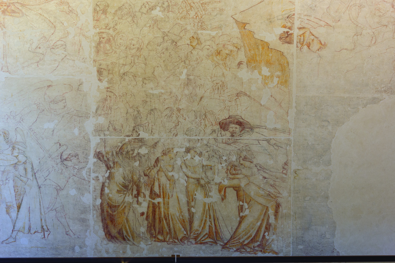 Sinopie _ Museo delle Sinopie (Opera Primaziale di Pisa)