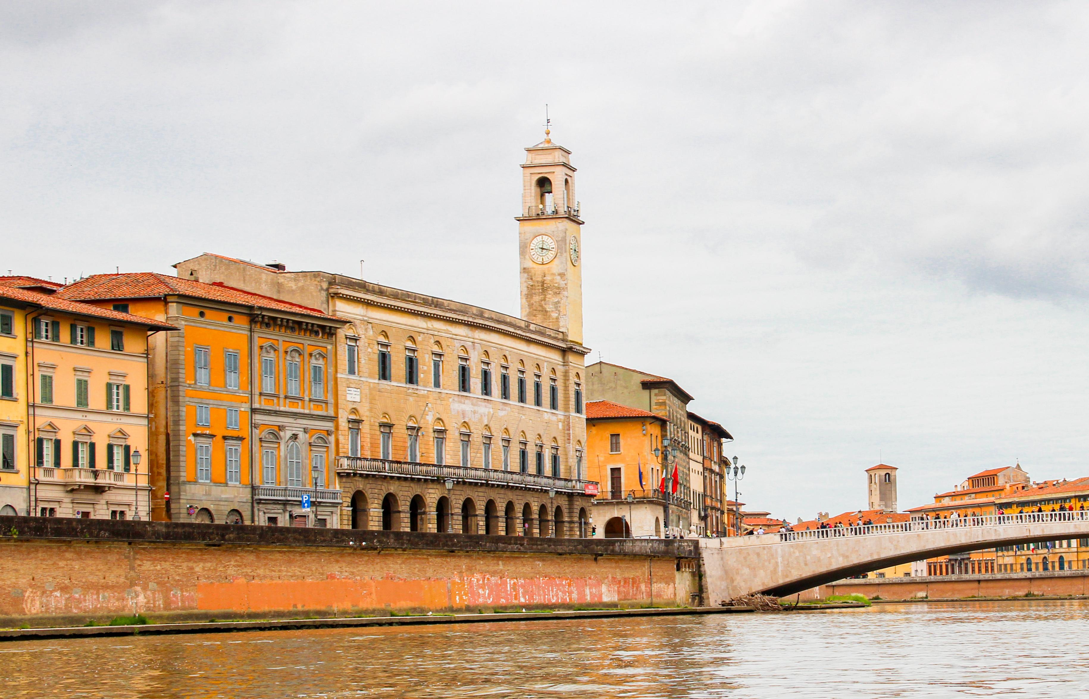 Palazzo Pretorio (G. Bettini, Comune di Pisa)