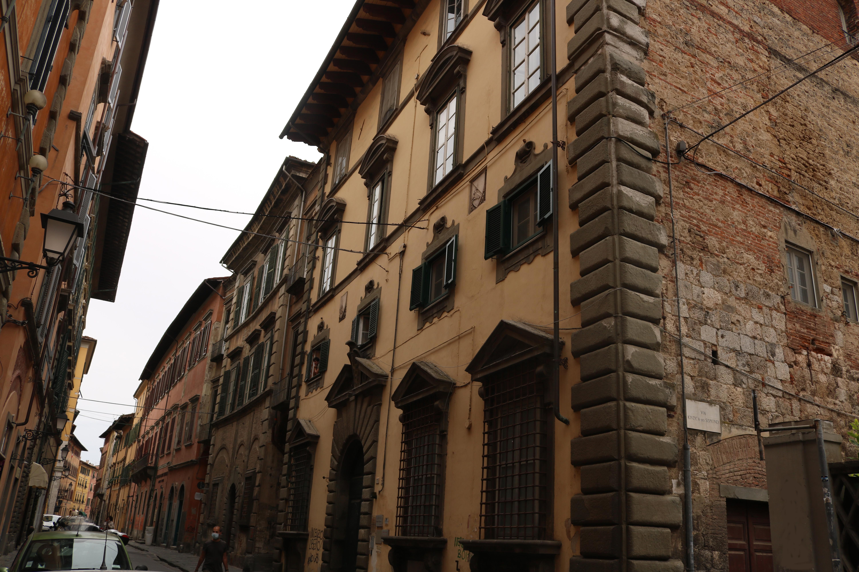 Facciata - Palazzo Salviati