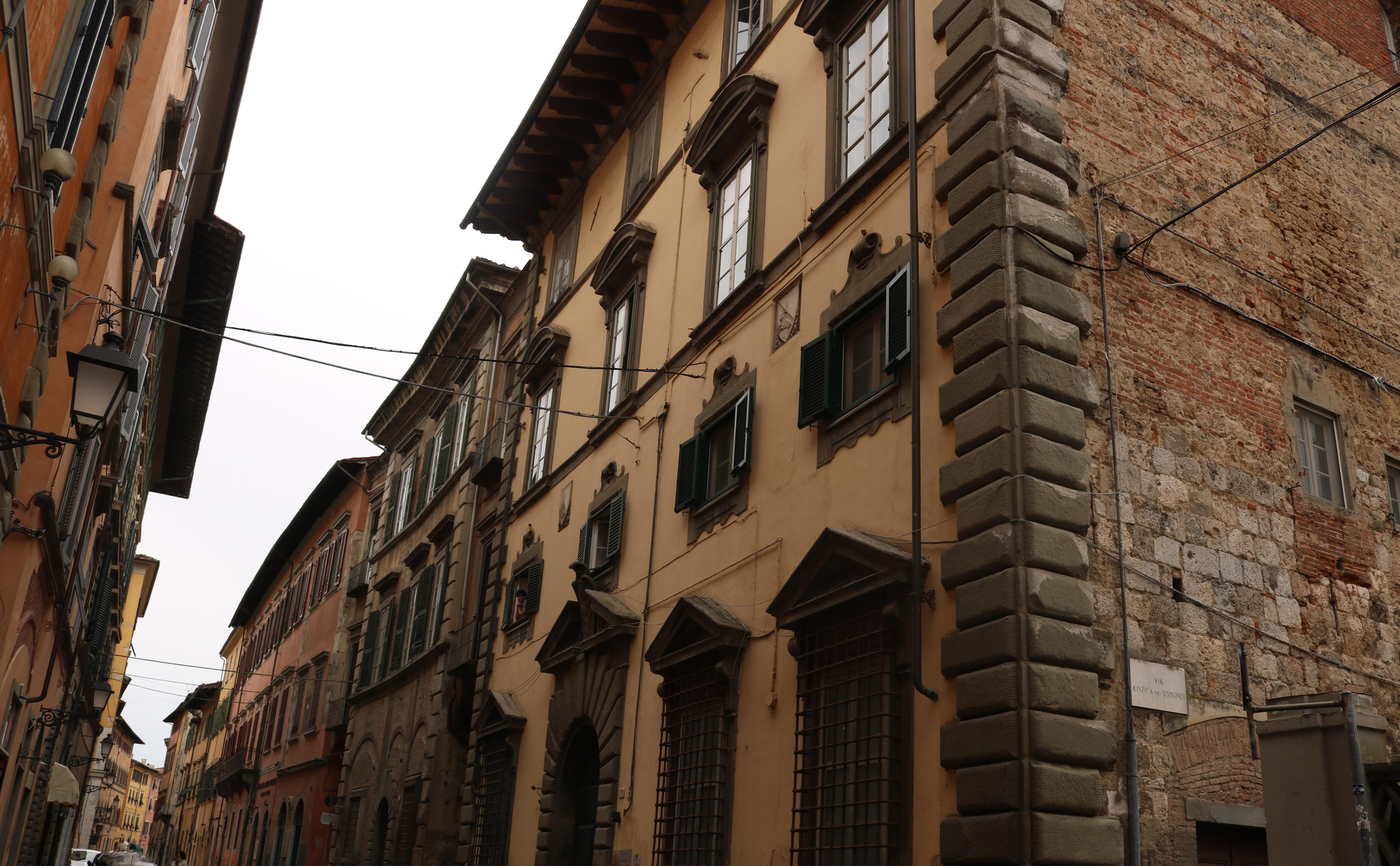 Facciata - Palazzo Salviati (A. Matteucci)