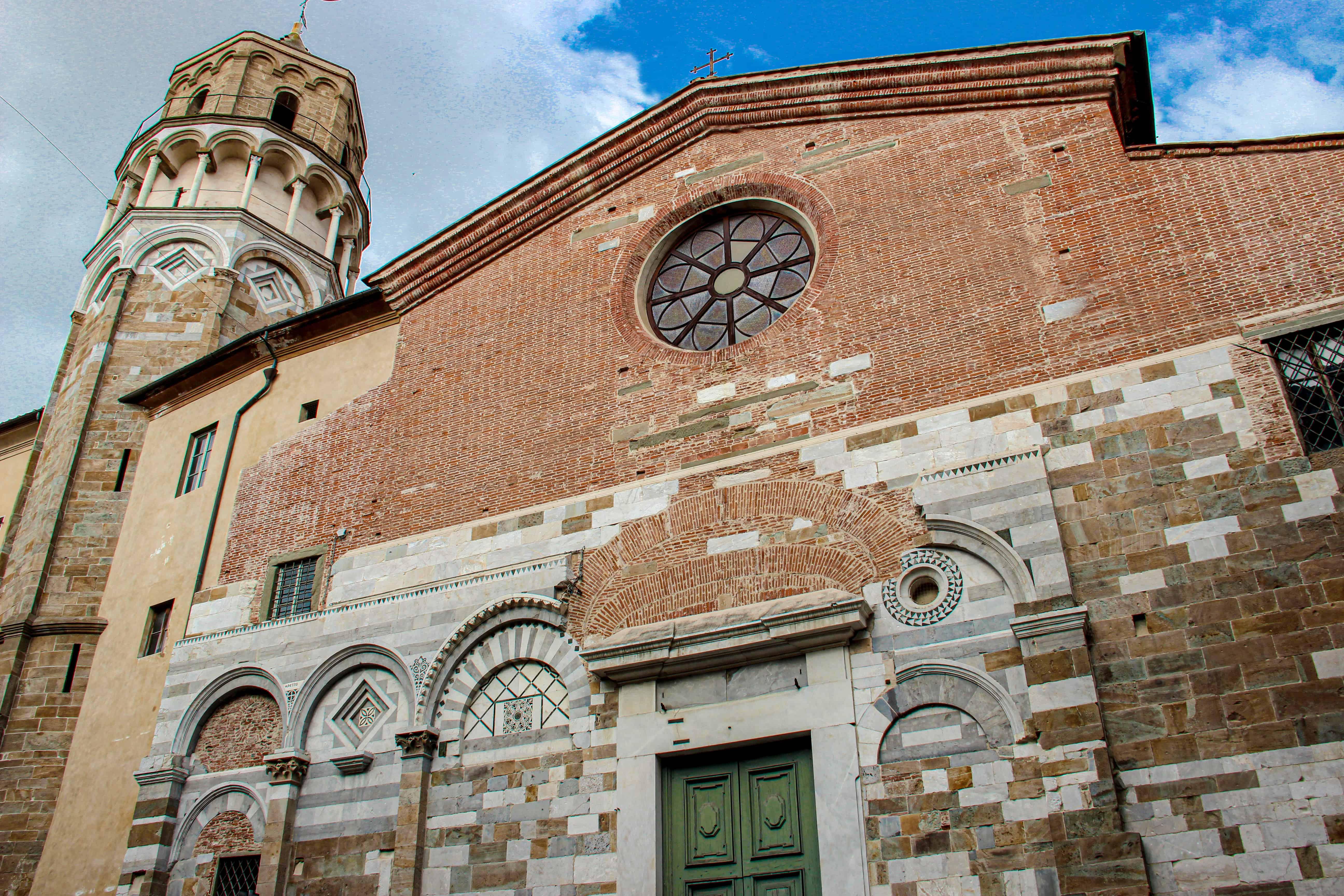 Facciata Chiesa di San Nicola (G. Bettini, Comune di Pisa)