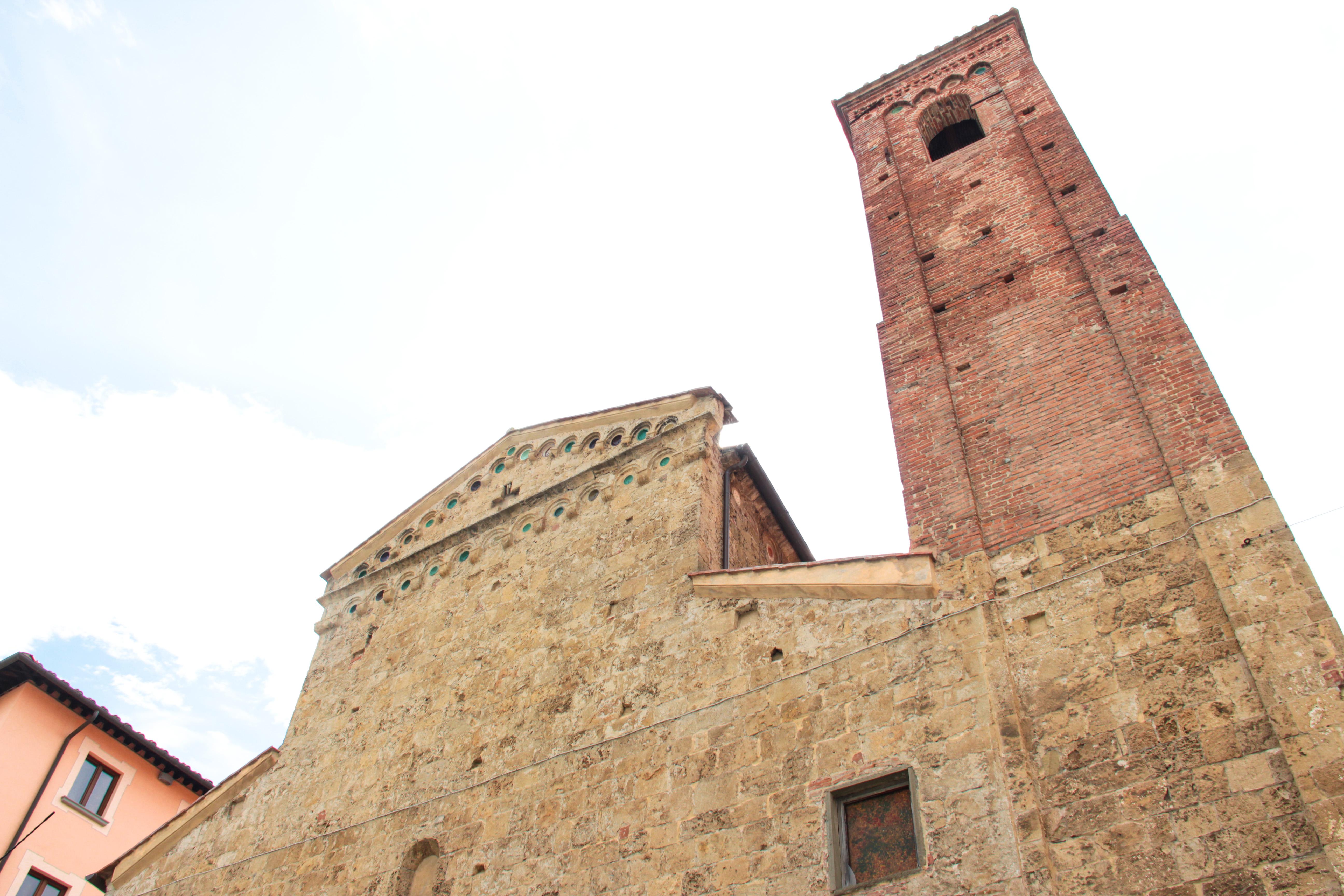 Chiesa di Sant'Andrea in Foriporta (G. Bettini, Comune di Pisa)