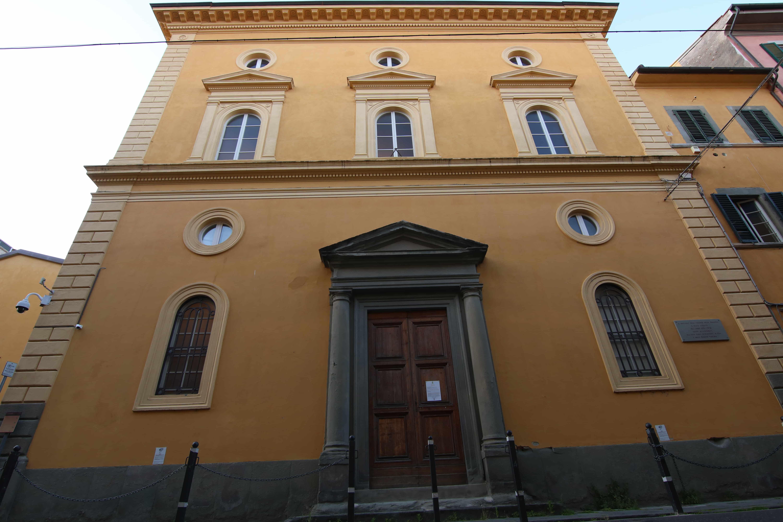 Facciata - Sinagoga