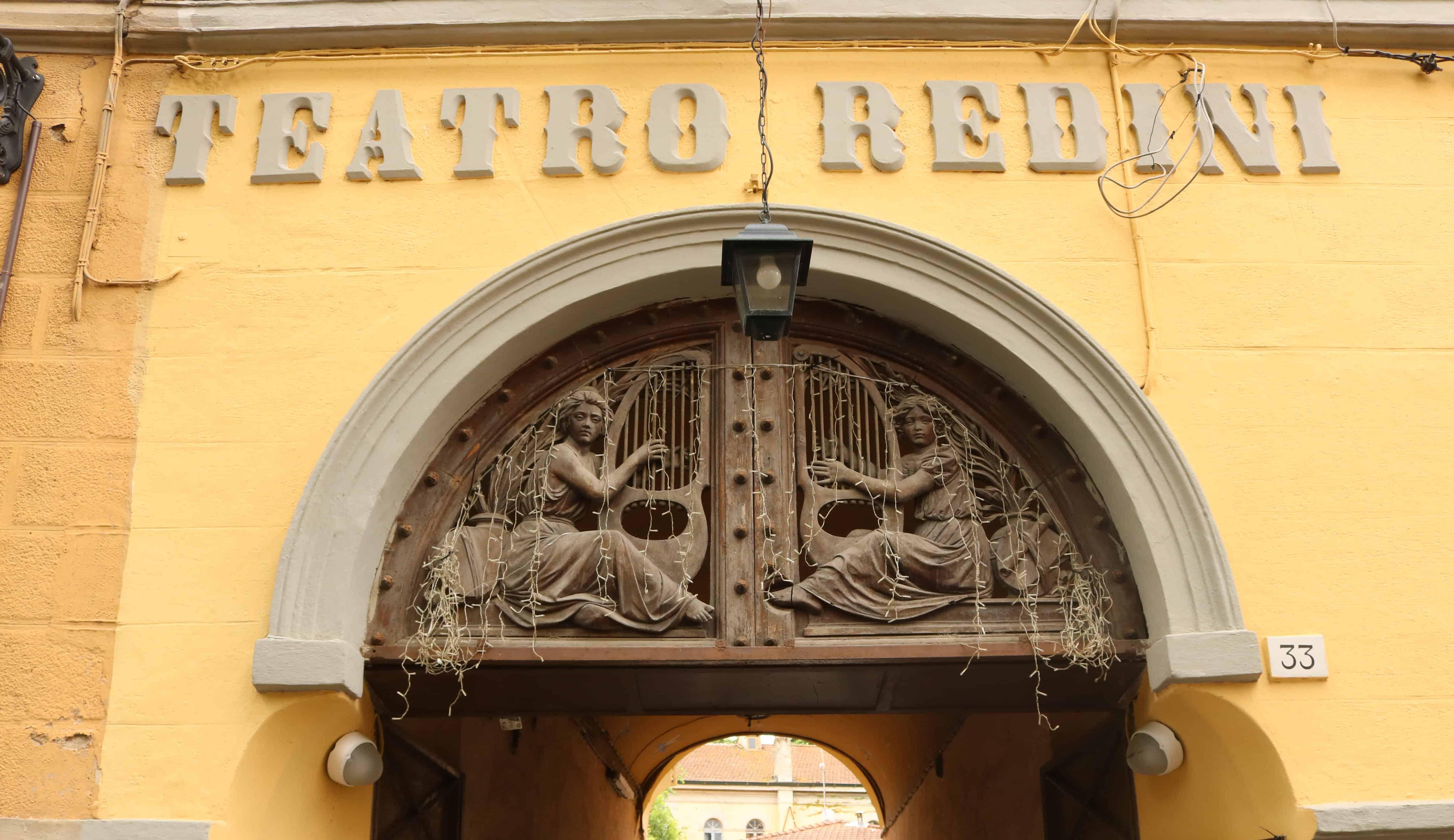 Lunetta Ex Teatro Redini (A. Matteucci)