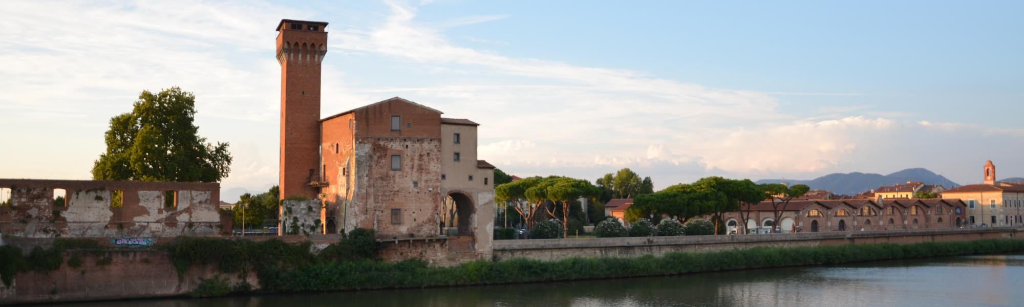 Cittadella Vecchia (l. Corevi, Comune di Pisa)