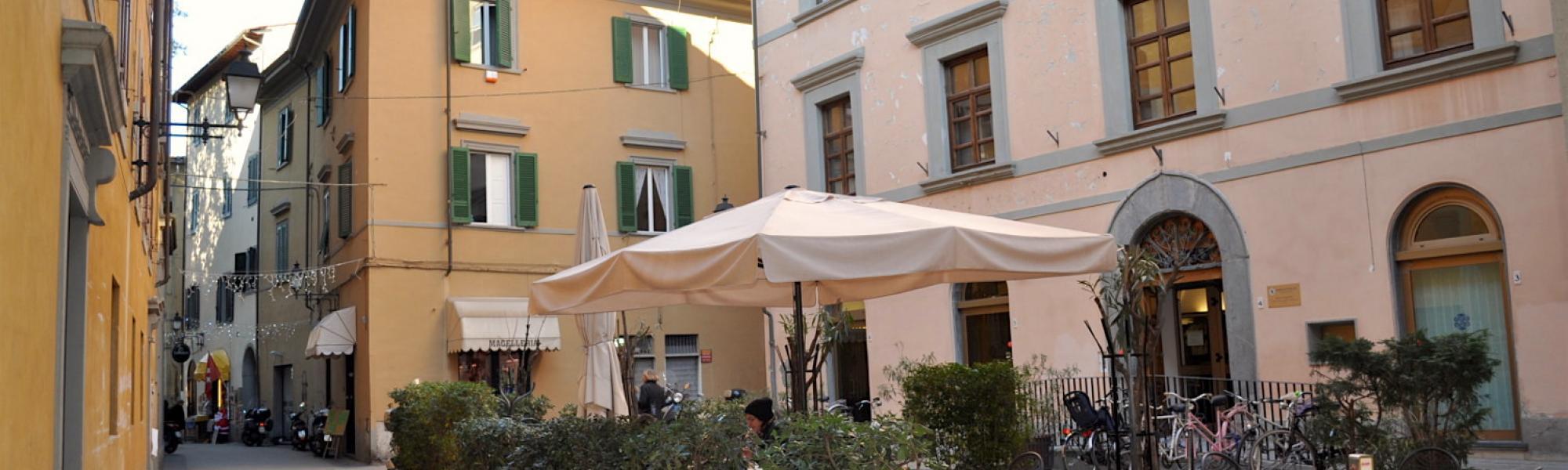Piazza dei Grilletti (G. Gattiglia)