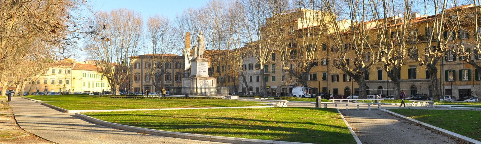 Piazza Alberata
