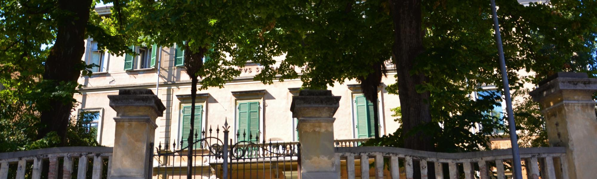 Istituto di Biomedicina, via San Zeno (L. Corevi, Comune di Pisa)
