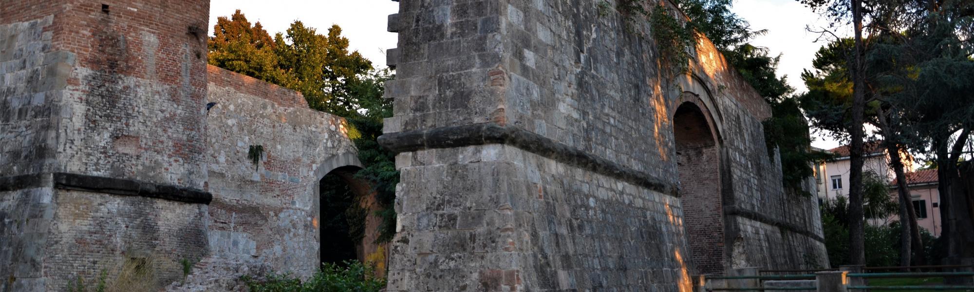 Bastione Stampace (L. Corevi, Comune di Pisa)