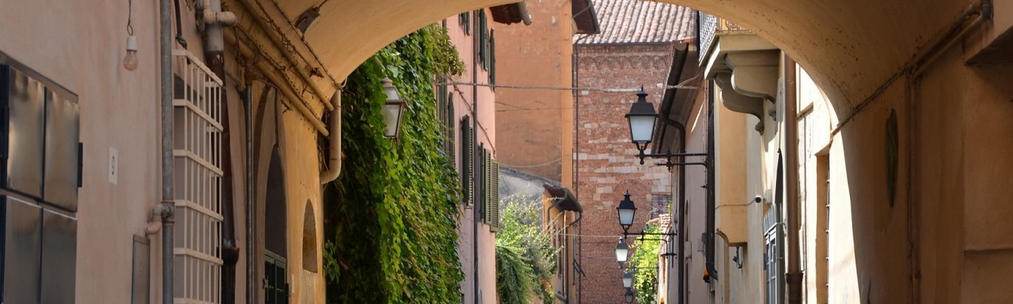Via della Foglia (L. Corevi, Comune di Pisa)