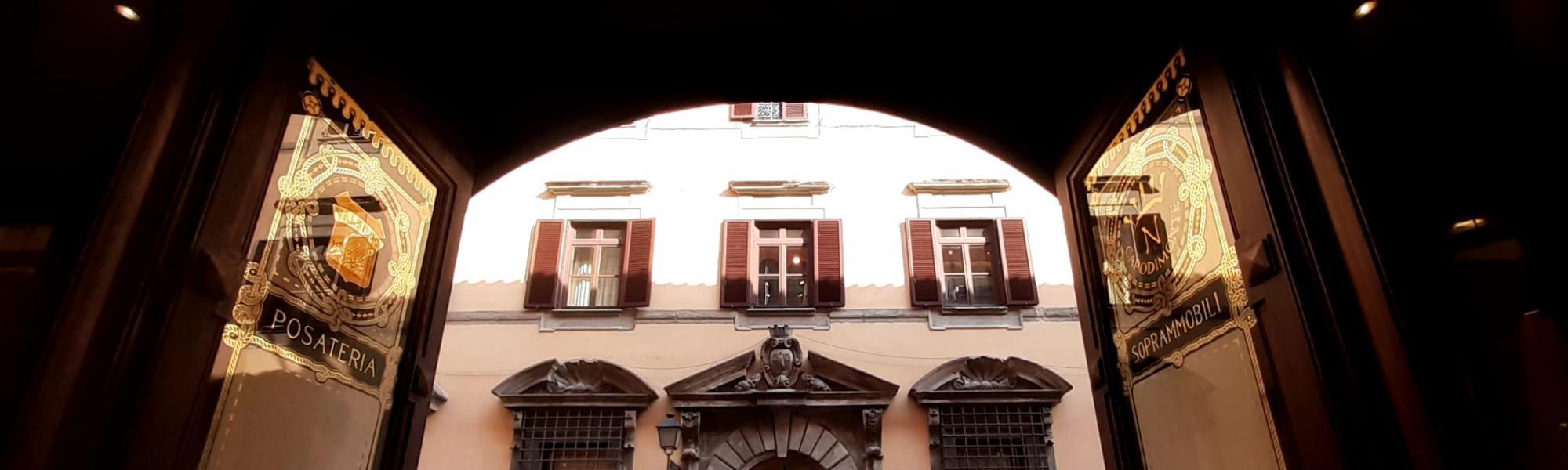Palazzo Vincenti (L. Corevi, Comune di Pisa)