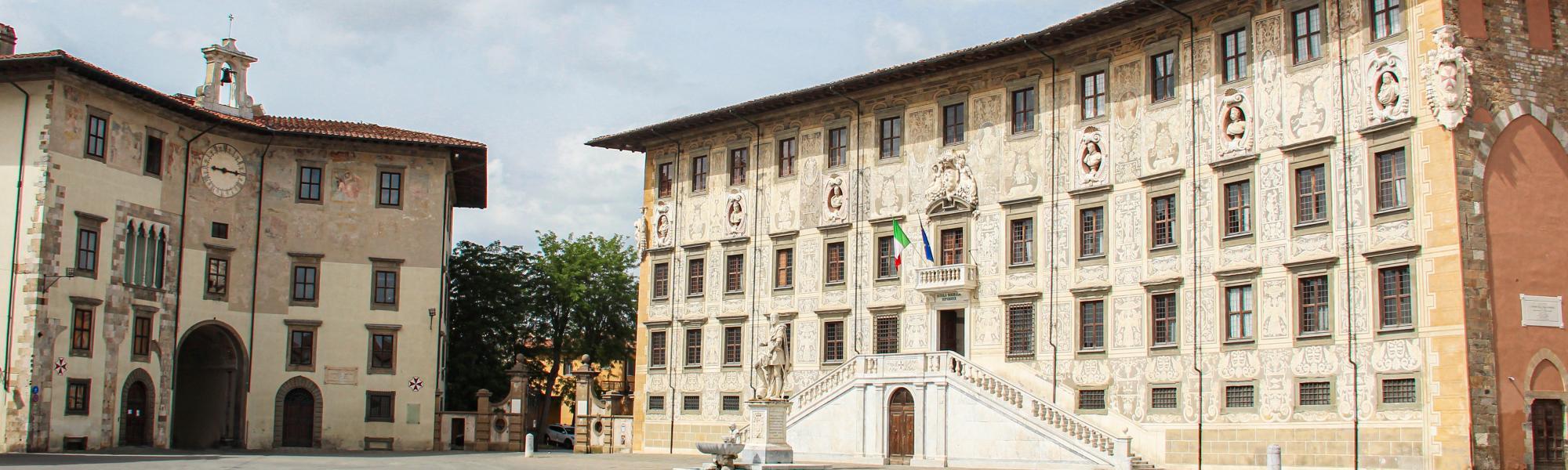 Piazza dei Cavalieri (G. Bettini, Comune di Pisa)