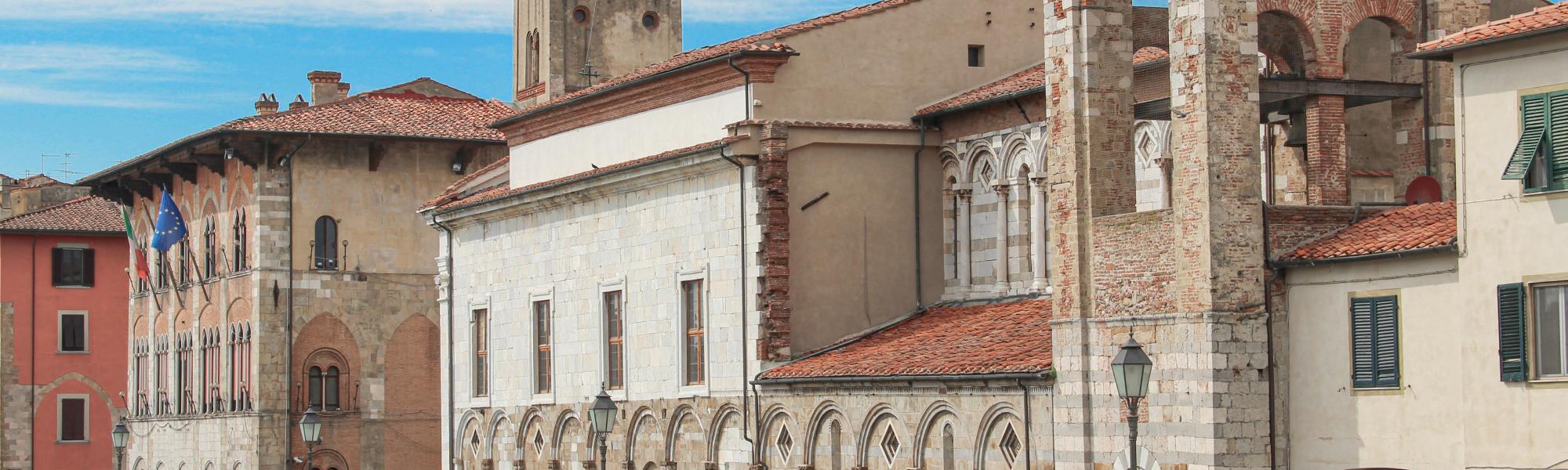 Vista della Chiesa di San Matteo