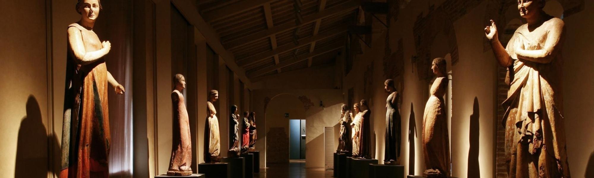 Galleria Sculture lignee (Museo Nazionale di San Matteo)