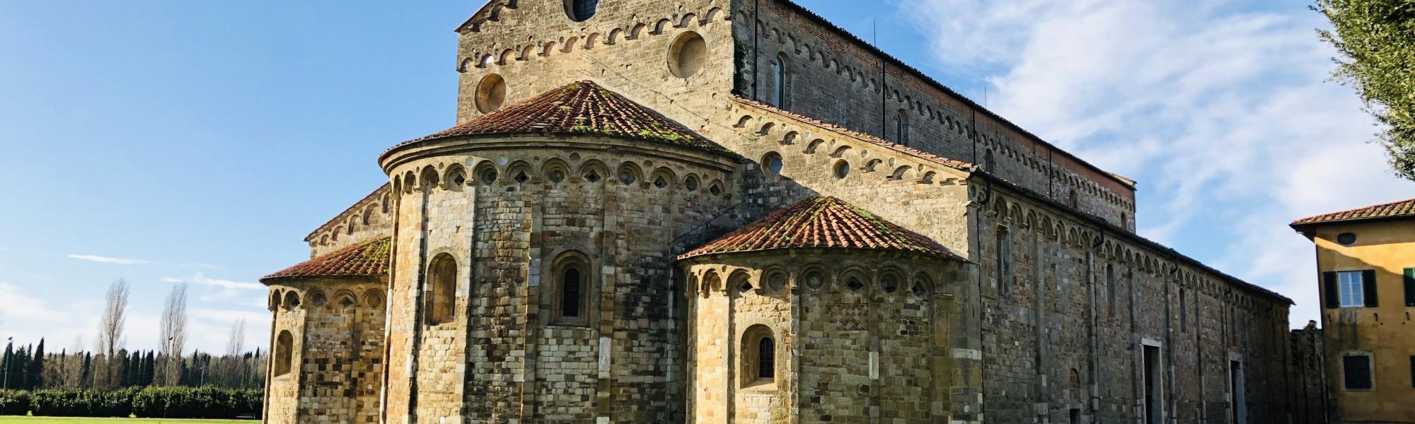 Basilica di San Piero a Grado (G. Bettini, Comune di Pisa