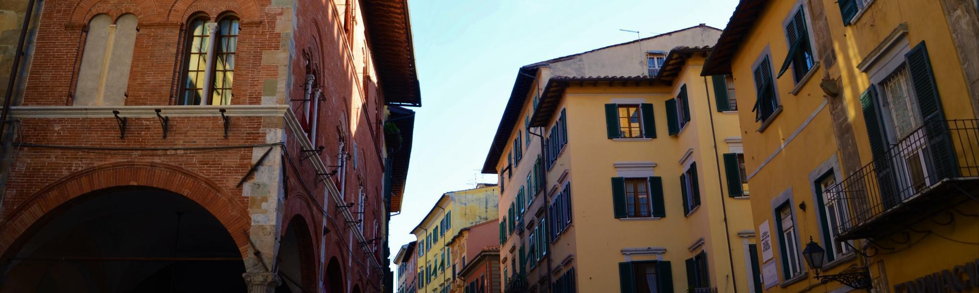 Borgo Stretto  (L. Corevi, Comune di Pisa)