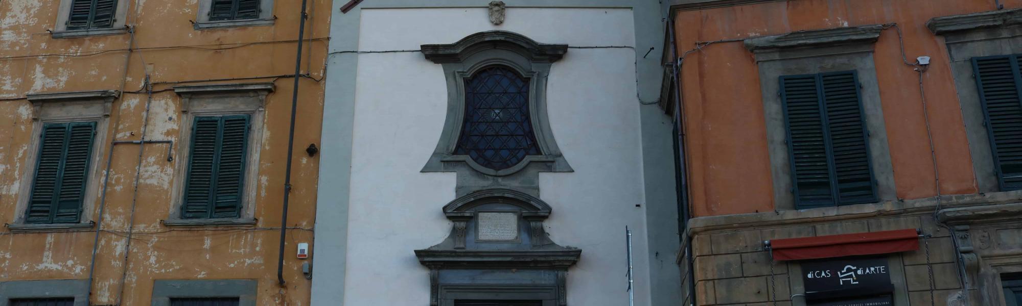 Chiesa di Santa Maria dei Galletti   Comune di Pisa - Turismo