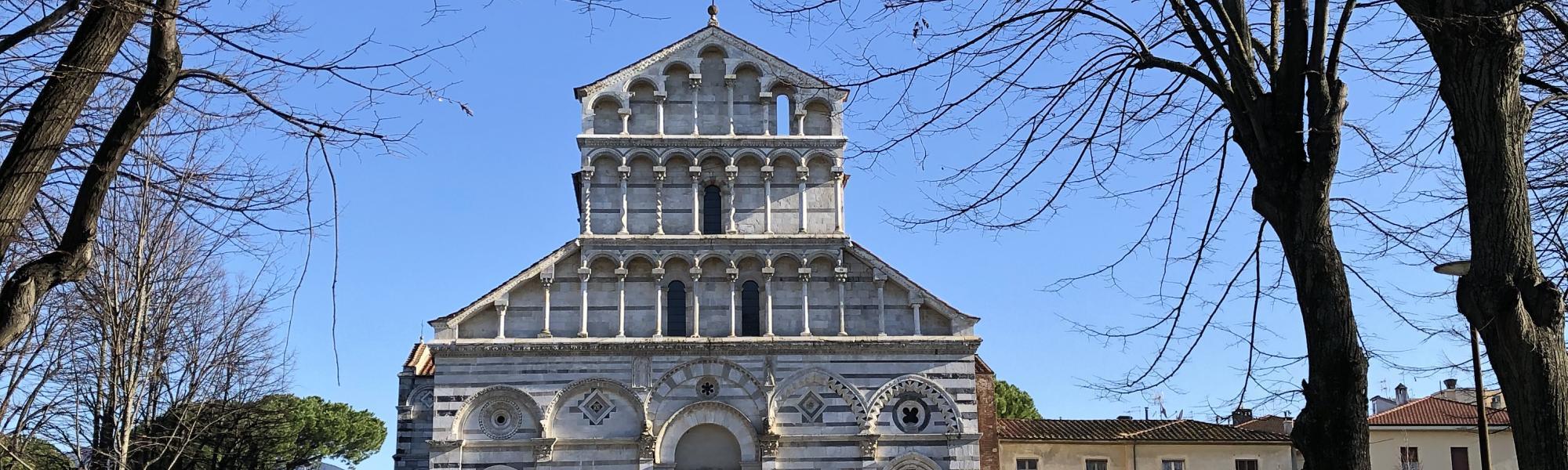 Chiesa di San Paolo a Ripa d'Arno (G. Bettini, Comune di Pisa)
