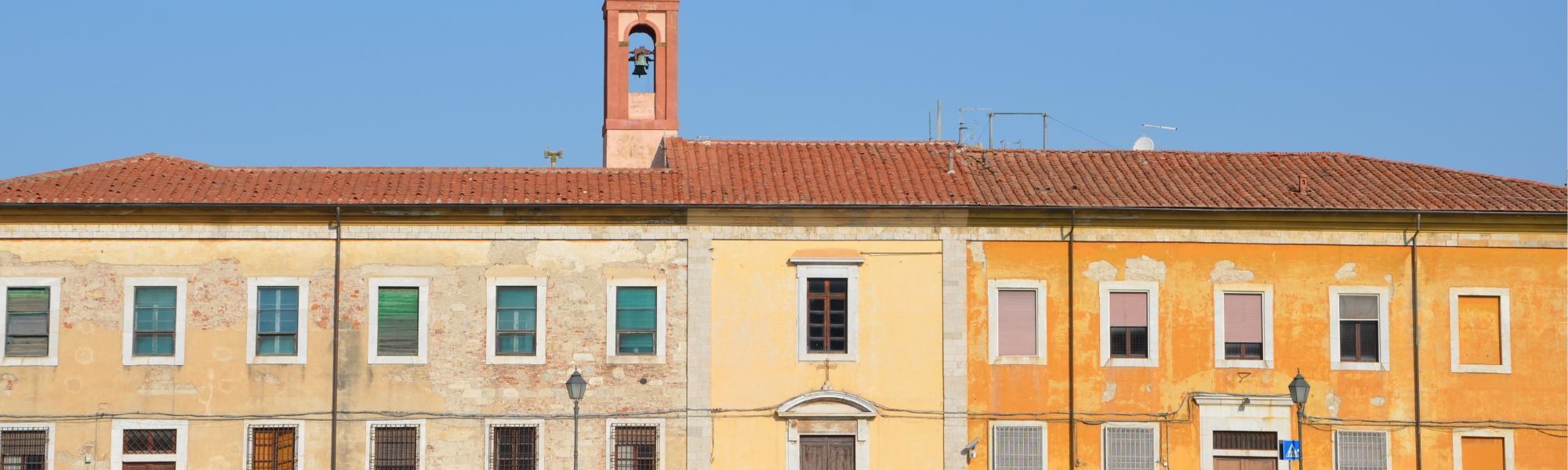 Chiesa dei Santi Vito e Ranieri (L. Corevi, Comune di Pisa)