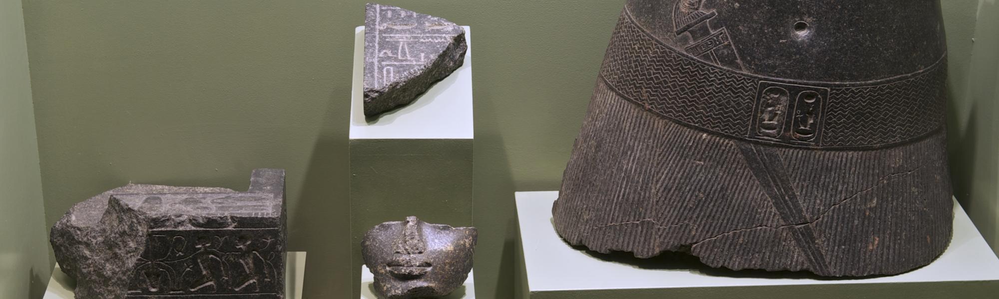 Particolari ( Collezioni Egittologiche dell'Università di Pisa)