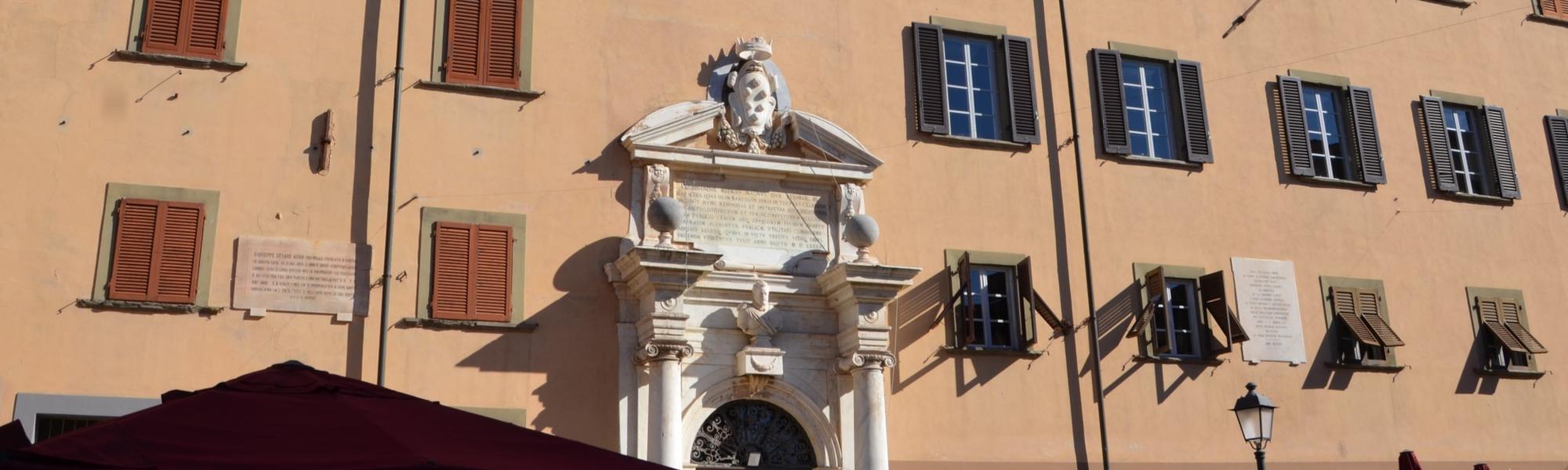 Collegio Ferdinando (L. Corevi, Comune di Pisa)