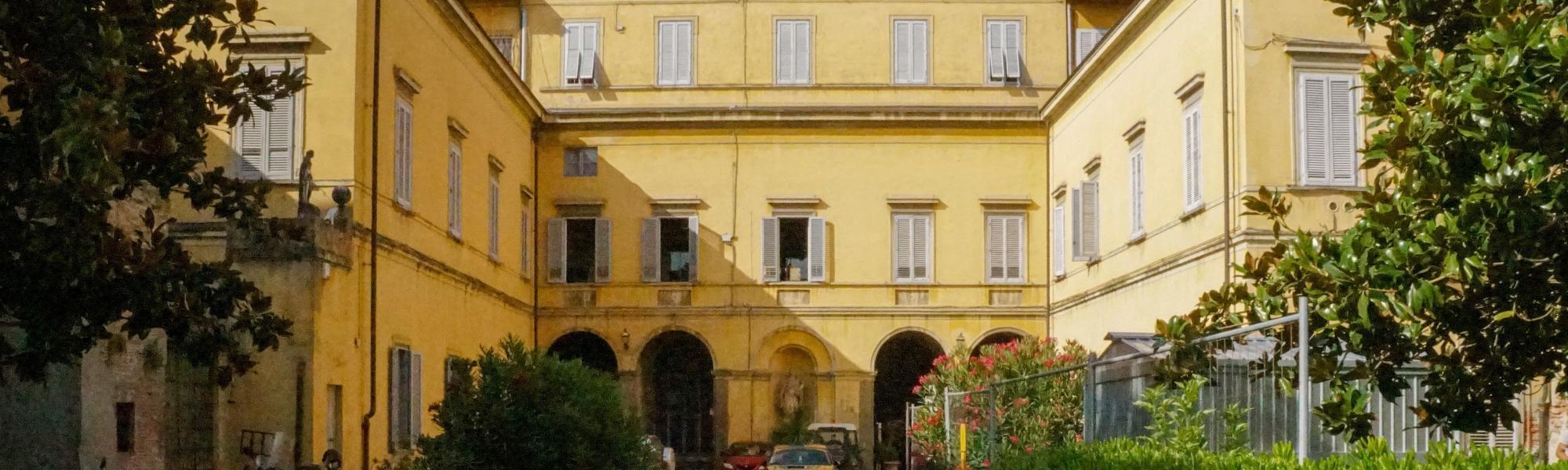 Ufficio fiumi e fossi (M. Del Rosso, Comune di Pisa)