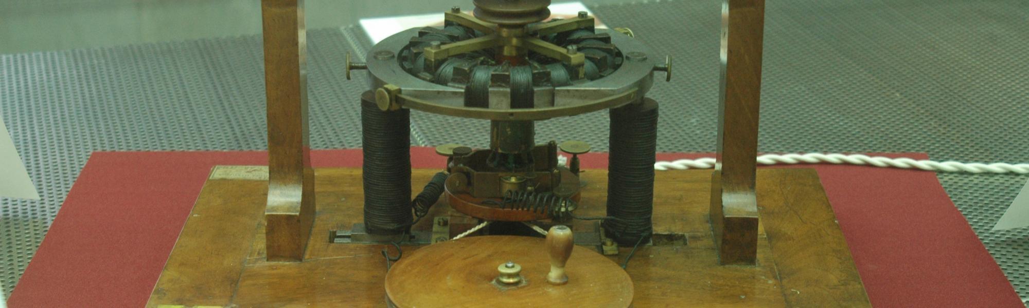 Particolare museo degli Strumenti di Fisica (Museo degli Strumenti di Fisica)