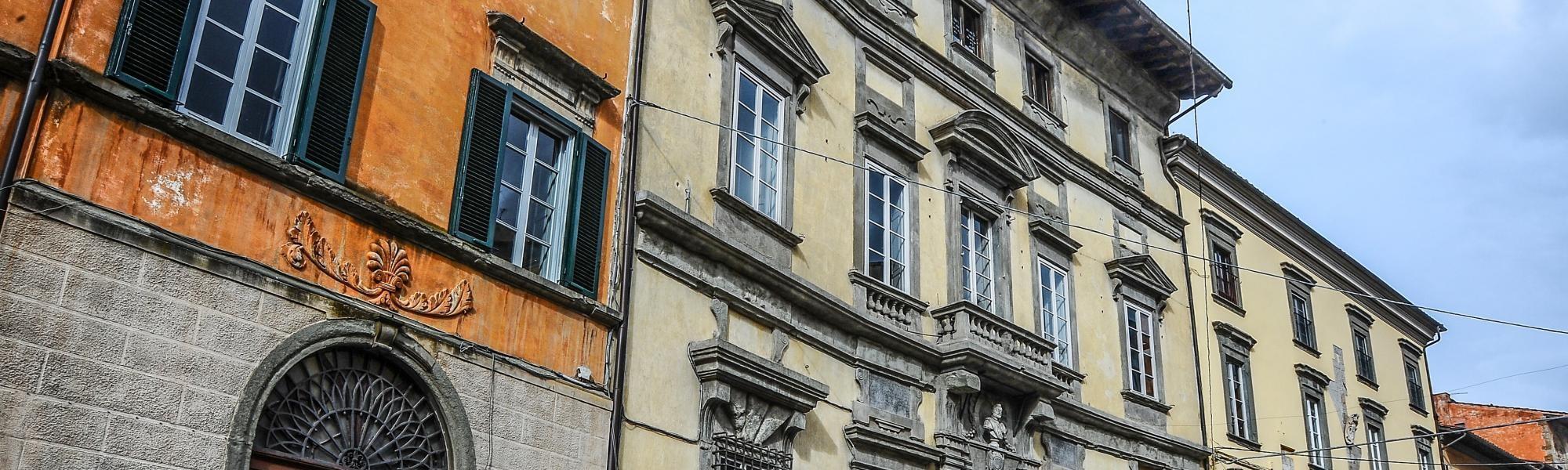 Palazzo Quaratesi (M. Pileri)