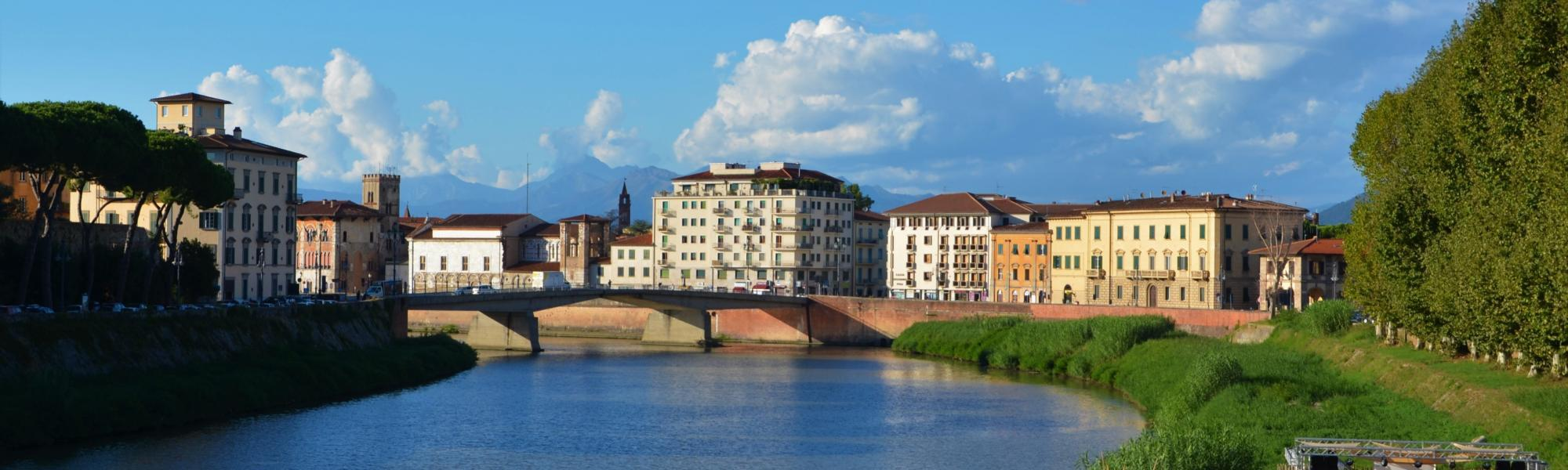Ponte della Fortezza (L. Corevi, Comune di Pisa)