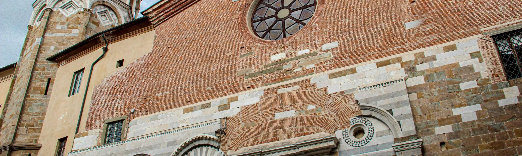 Facciata Chiesa di San Nicola