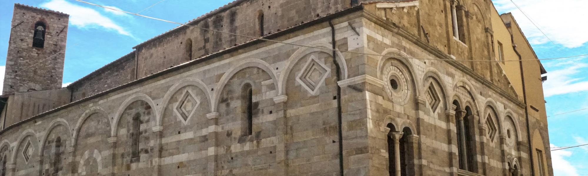 San Pierino in vinculis (M. Del Rosso, Comune di Pisa)